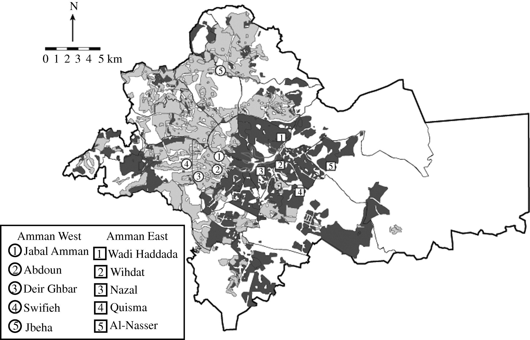 Issues Of Water Supply And Contemporary Urban Society The