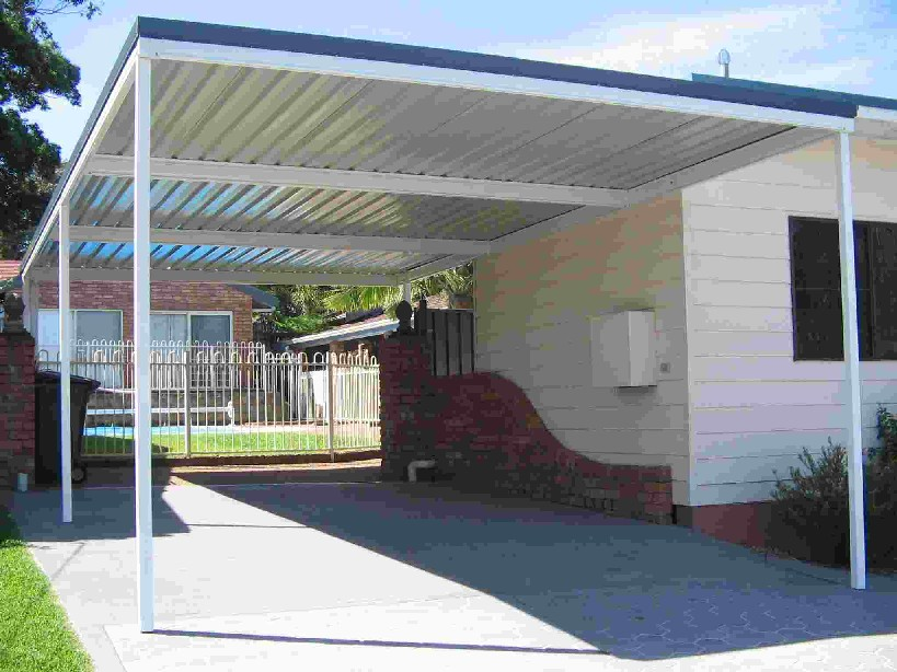Wood Working Useful Attached Wood Carport Plans
