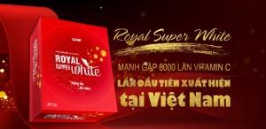 ROYAL SUPER WHITE LÀ GÌ