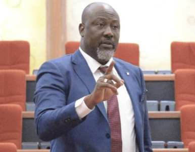 Image result for Just In: Police declare Dino Melaye wanted