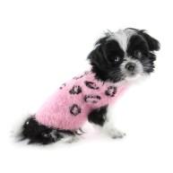 Eden-feathersoft-cheetah-pink-sweater-Hip-Doggie