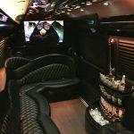 Sprinter van limousine style