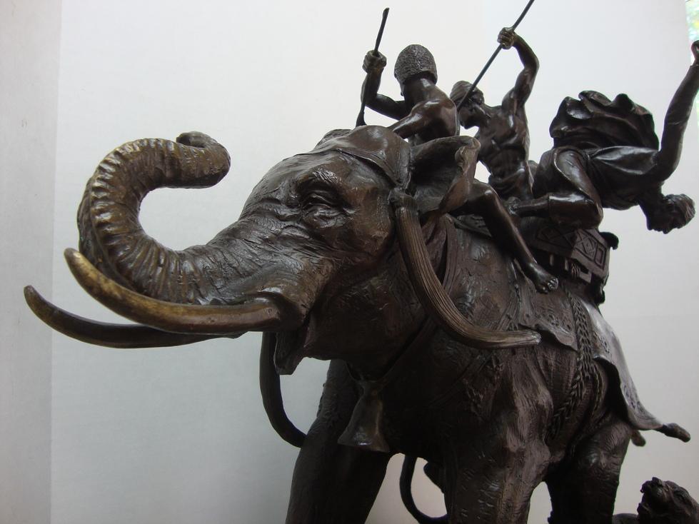 Bronze Statues  Sculpture Treasures Coast Florida