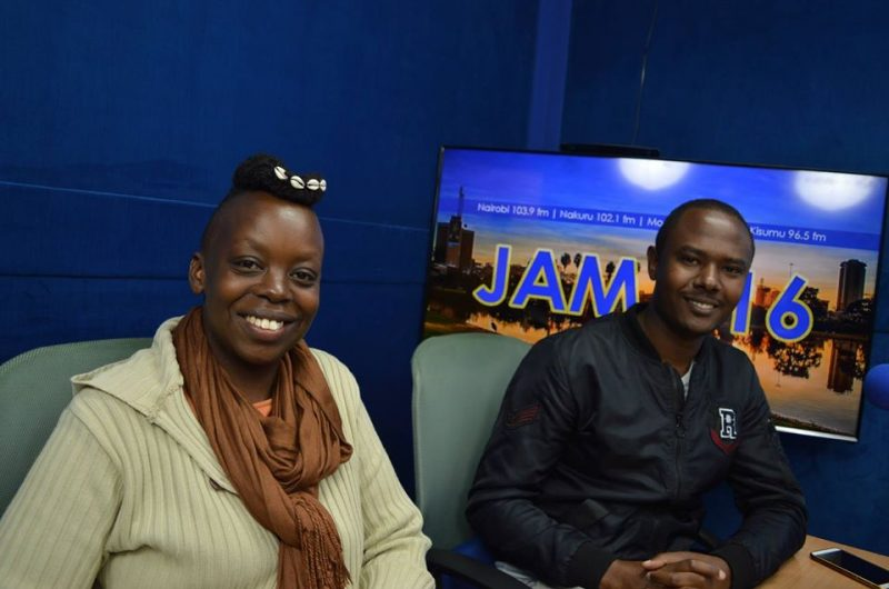Daniel Maithya on Family Radio 316: Use of Social Media to Promote Peace