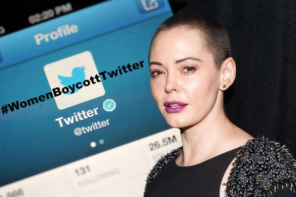 Jack Dorsey responds to #WomenBoycottTwitter: New rules incoming. Twitter Users Split on Boycott Over Platform's Move Against Rose McGowan. #WomenBoycottTwitter to show support for those harassed on the social media platform
