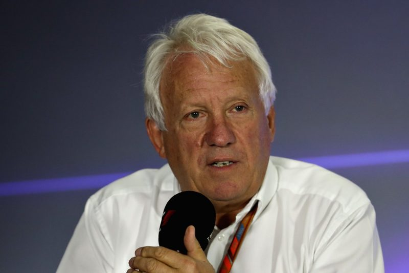Charlie Whiting, who had been race director since 1997, first worked in Formula One for Hesketh before crossing to Brabham to work with the sport's former commercial supremo Bernie Ecclestone in the 1980s. He joined the FIA as a technical delegate in 1988.