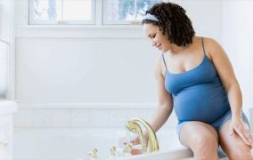 How Pregnant Mothers Can Safely Take a Bath