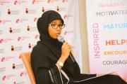 Meet Umulkheir Mohamed - Ms President Contestant on KTN