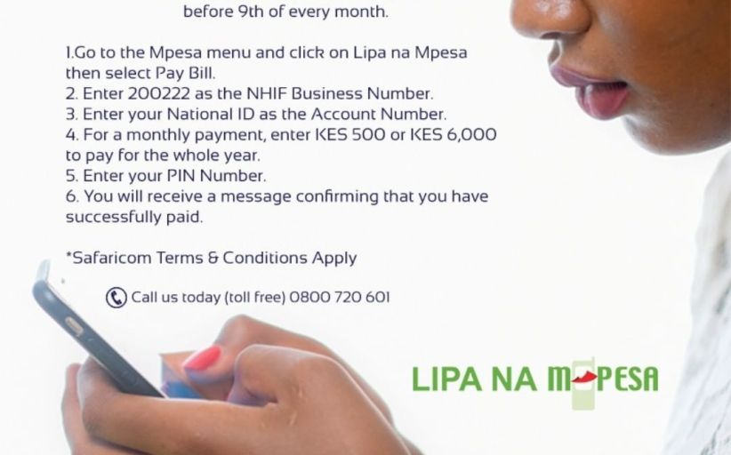 How To Pay NHIF Late Penalty Fee