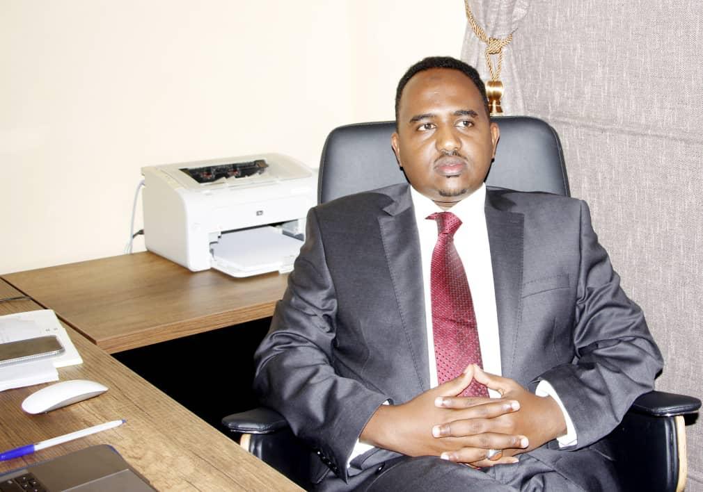 Dr. Abdiqani Sheikh Omar Hassan Biography