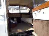 Spacious interior for our Bride & groom