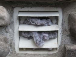 Dryer Vent Clogged with Lint in Syracuse, Utah