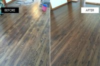 Carpet To Hardwood Before And After - Cfcpoland