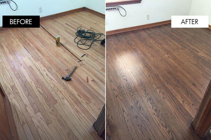 Uneven Wood Floor Fix Wikizie