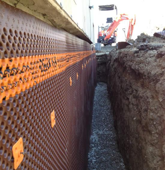 Basement Waterproofing Toronto  We Fix Damp Basements