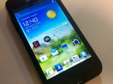 Huawei Ascend G330 Now Available In India At Rs10990