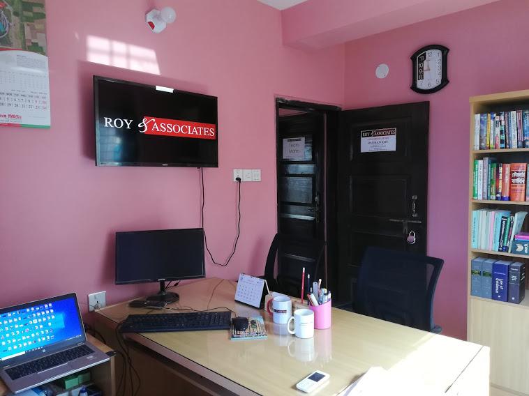 Roy & Associates Office
