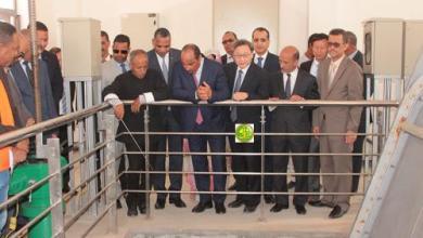 Photo of تدشين مشروع شبكة الصرف الصحي بالعاصمة نواكشوط