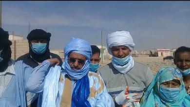 Photo of المرشح السابق لبلدية عرفات يوفر الدعم اللوجستي للكمامات الزرقاء بعد اعتذار البلدية