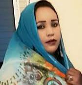 صورة الفنانة النانة بنت الشيخ أحمد: صليت في الروضة الشريفة وما يقال عني إشاعات