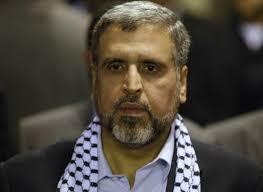 صورة حزب حاتم يعزي في رحيل قائد حركة الجهاد الإسلامي في فلسطين