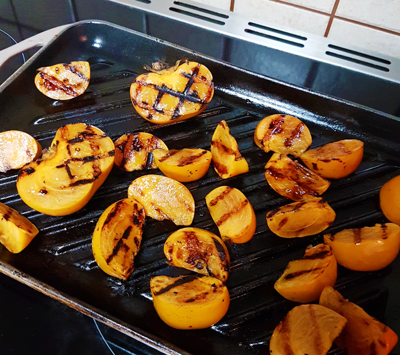 bilberry-grilled-persimmon