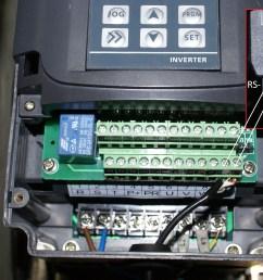 mach3 plugin for huanyang vfd le royaume d ole vfd drives vfd wiring mach3 [ 3872 x 2592 Pixel ]