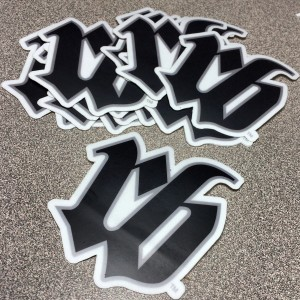 Your car, your toolbox, your fridge, you know you have something thats needs to have a kool sticker like these on it.