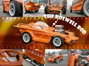 roswell rod collage