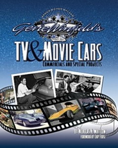 GENE WINFIELD'S TV-MOVIE CARS BOOK 1_2014