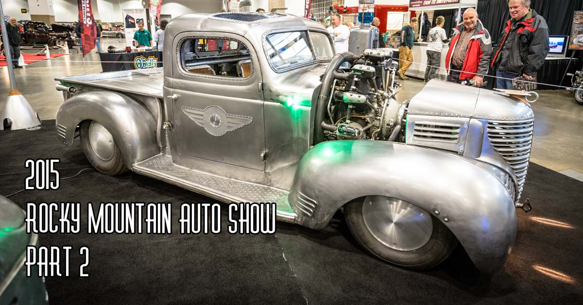 Rocky Mountain Auto Show