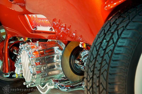 The Vibrasonic Roadster