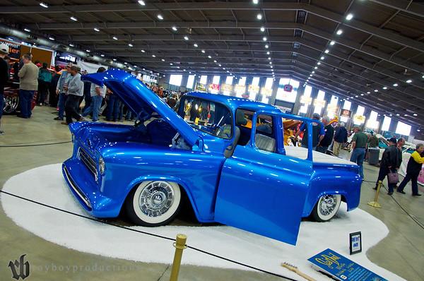 1957 Chevrolet PickupKustom