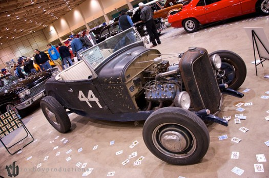 Jack Marinelli's 29 Model A Roadster