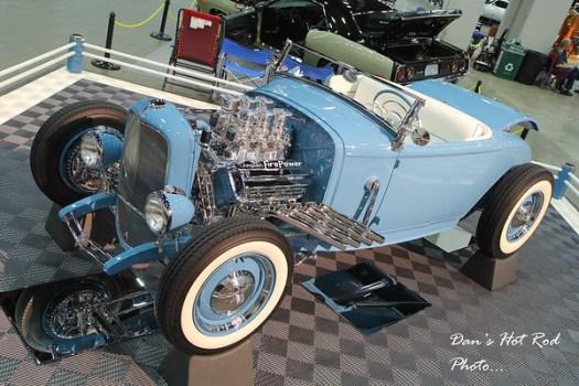 1931; Chris Evans; Ford; Roadster Chris Evans