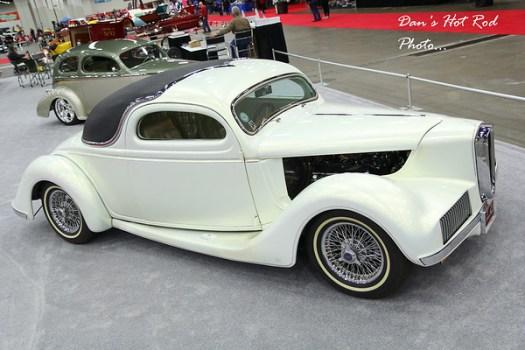 1935; Crown Coupe; Ford; Rick Klibenski Rick Klibenski