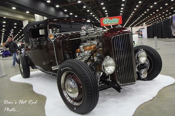 1929; Dodge Brothers; Ed Tillrock III; Sports Coupe Ed Tillrock III