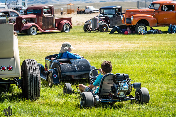 2018; Hot; Rod; Dirt; Drags; 042
