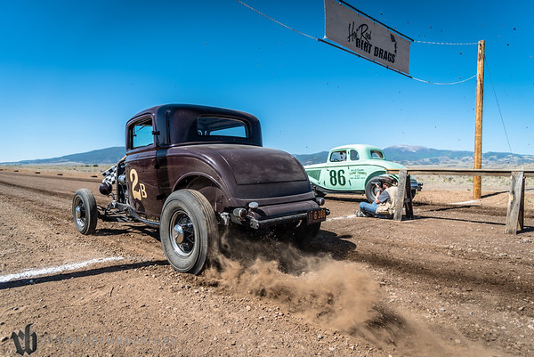 2018; Hot; Rod; Dirt; Drags; 390