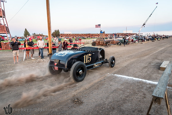 2018; Hot; Rod; Dirt; Drags; 180