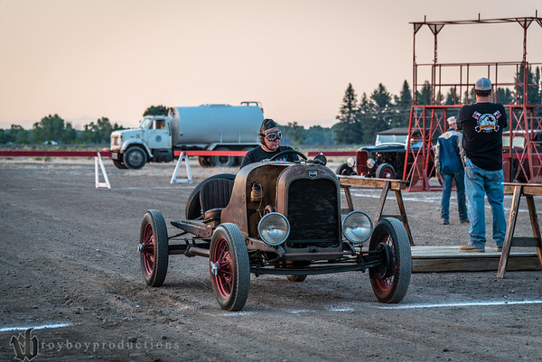 2018; Hot; Rod; Dirt; Drags; 135