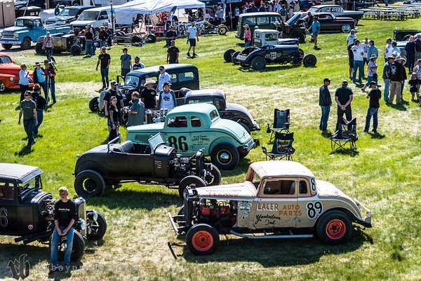 2018; Hot; Rod; Dirt; Drags; 343