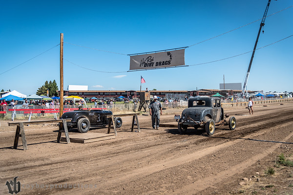 2018; Hot; Rod; Dirt; Drags; 661