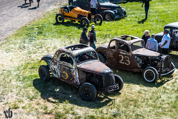 2018; Hot; Rod; Dirt; Drags; 341