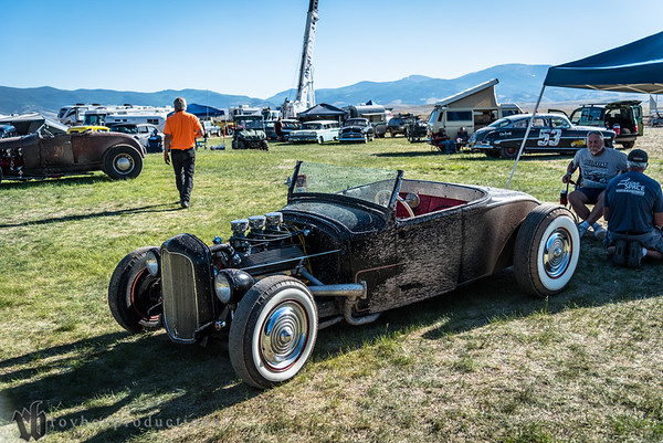 2018; Hot; Rod; Dirt; Drags; 756
