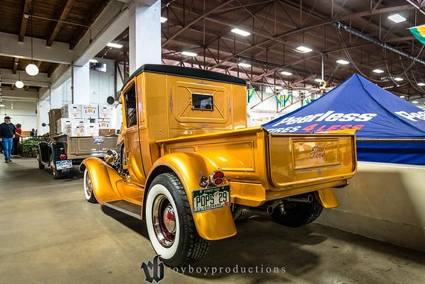 1929; CO; Ford; Larry Bond; Model A Pickup; Pueblo; colorado Larry Bond