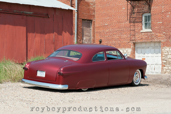 1949 Ford Sedan Custom