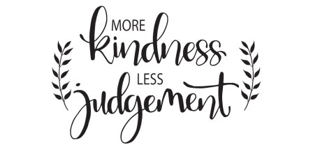 Follow my lead and make kindness the norm