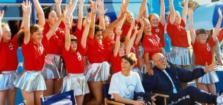 Dance School's Dedication – 26 years later