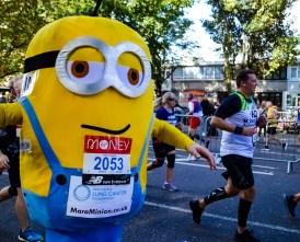 The MaraMinion's London Marathon story